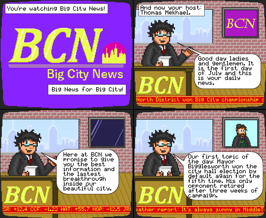 Intermission - BCN - 1